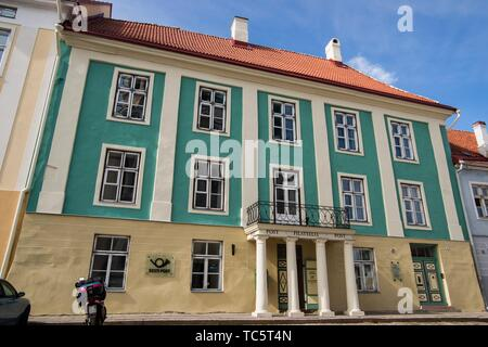 Post Office, Tallinn, Estonia. - Stock Photo