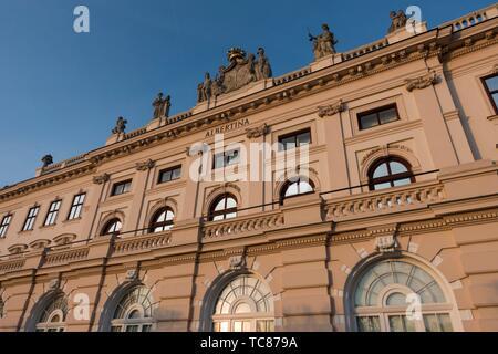 Albertina Museum, Vienna. - Stock Photo