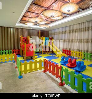 Kids playground - Stock Photo