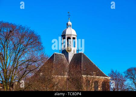 Eastern Church in Amsterdam-East, the Netherlands, Europe. - Stock Photo