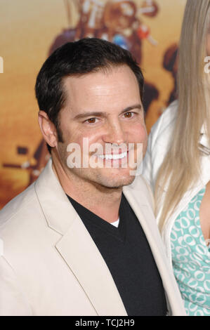 LOS ANGELES, CA. February 27, 2007: Walt Becker at the world premiere of 'Wild Hogs' at the El Capitan Theatre, Hollywood. © 2007 Paul Smith / Featureflash - Stock Photo