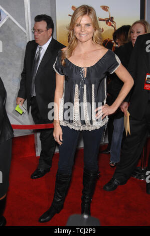 LOS ANGELES, CA. February 27, 2007: Mariel Hemingway at the world premiere of 'Wild Hogs' at the El Capitan Theatre, Hollywood. © 2007 Paul Smith / Featureflash - Stock Photo