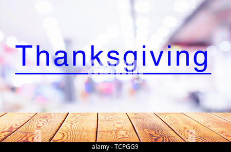 Thanksgiving. - Stock Photo