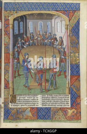 et LacLe Arthur de du Lancelot chevaliers Table roi les la qzjLMVGSUp