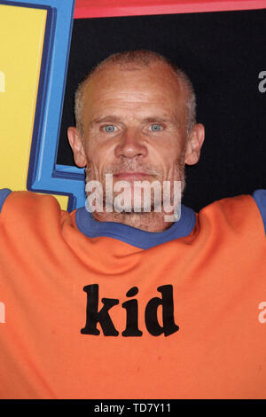 """Los Angeles, USA. 11th June, 2019. Flea 06/11/2019 """"Toy Story 4"""" Premiere held at the El Capitan Theatre in Hollywood, CA Credit: Cronos/Alamy Live News - Stock Photo"""