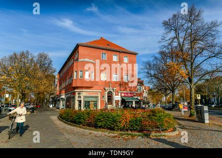 Roseneck, Wilmersdorf, Berlin, Deutschland - Stock Photo