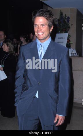 Mar 28, 1999; Los Angeles, CA, USA; Actor DAVID CHOKACHI at the Genesis Awards..  (Credit Image: Chris Delmas/ZUMA Wire) - Stock Photo