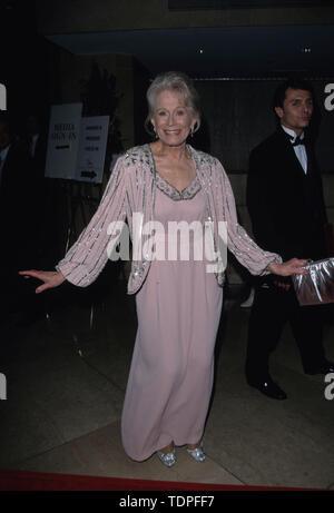 Mar 28, 1999; Los Angeles, CA, USA; Actress GRETCHEN WYLER at the Genesis Awards. (Credit Image: © Chris Delmas/ZUMA Wire) - Stock Photo