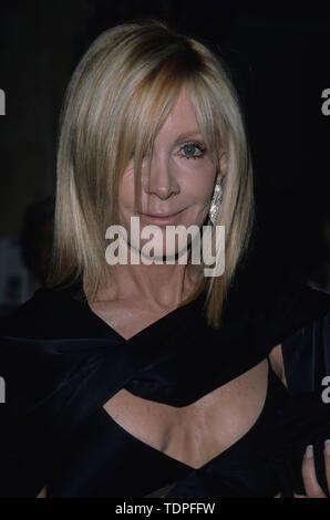 Mar 28, 1999; Los Angeles, CA, USA; Actress JOAN VAN ARK at the Genesis Awards. (Credit Image: © Chris Delmas/ZUMA Wire) - Stock Photo