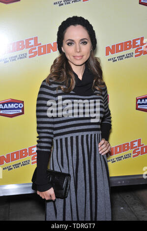 LOS ANGELES, CA. December 02, 2008: Eliza Dushku at the Los Angeles premiere of her new movie Nobel Son at the Egyptian Theatre, Hollywood. © 2008 Paul Smith / Featureflash - Stock Photo