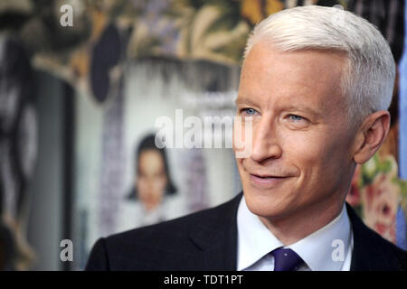 Anderson Cooper at the premiere of the HBO Documentary 'Nothing Left Unsaid: Gloria Vanderbilt & Anderson Cooper' at Tate Warner Center. New York, April 04, 2016 | usage worldwide - Stock Photo