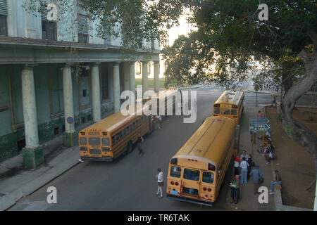 Havanna, Cuba, La Habana - Stock Photo