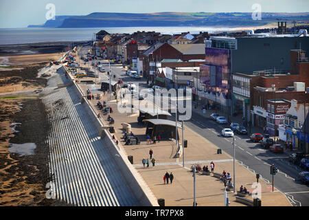 Redcar, Cleveland, England, Britain - Stock Photo