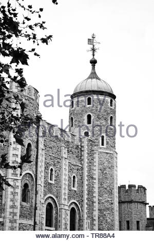 Tower of London - Stock Photo