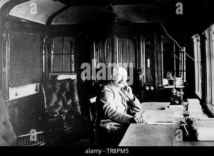 henri-philippe-omer petain, french general and politician - Stock Photo