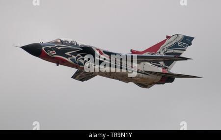 Italian Air Force Panavia Tornado A-200 - Stock Photo