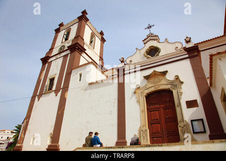 Portugal, Algarve, Silves, Cathedral, - Stock Photo