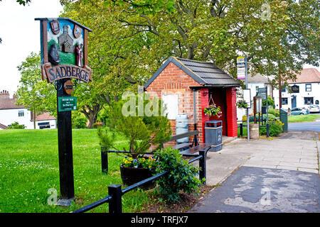 Sadberge, Borough of Darlington, England - Stock Photo