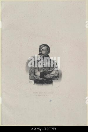 Schlik to Bassano and Weisskirchen, Franz count, Additional-Rights-Clearance-Info-Not-Available - Stock Photo