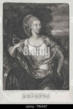 Ariadne, Additional-Rights-Clearance-Info-Not-Available - Stock Photo