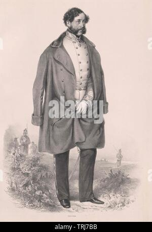 Clam-Gallas, Eduard count, Additional-Rights-Clearance-Info-Not-Available - Stock Photo