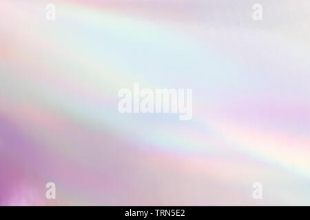 Holographic neon shiny background. Minimalist style, millennial colors. - Stock Photo