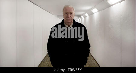 MICHAEL CAINE in HARRY BROWN (2009). Copyright: Editorial use only. No merchandising or book covers. This is a publicly distributed handout. Access rights only, no license of copyright provided. Only to be reproduced in conjunction with promotion of this film. Credit: MARV FILMS/UK FILMS COUNCIL / Album - Stock Photo