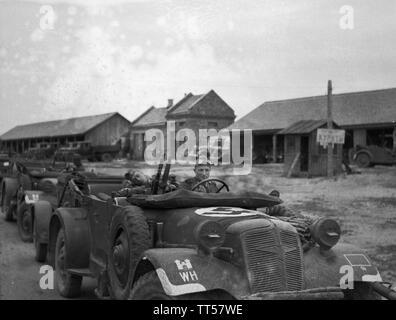 Wehrmacht Heer Adler 3 GD - German Army Eagle/Adeler 3 GD - Stock Photo