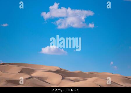 Imperial Sand Dunes - Stock Photo
