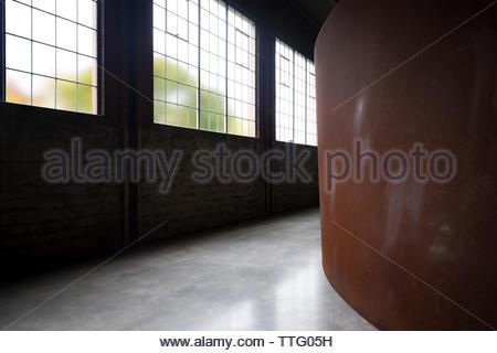 Dia Beacon museum in Beacon New York Stock Photo: 63171358