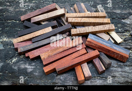 Nature Burmese rosewood Exotic wood For Picture Prints or background