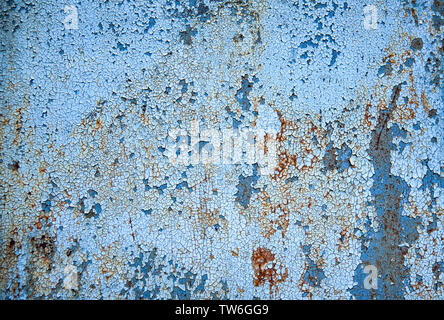 Metal old background. Metal surface rusty and coarse - Stock Photo