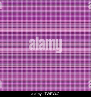 Abstract Pink Violet Duotone Dashed Dots Pixels  Pattern Vector Background Texture.Vector illustration - Stock Photo