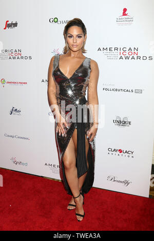 American Icon Awards at the Beverly Wilshire Hotel on May 19, 2019 in Beverly Hills, CA Featuring: Pia Toscano Where: Beverely Hills, California, United States When: 20 May 2019 Credit: Nicky Nelson/WENN.com - Stock Photo