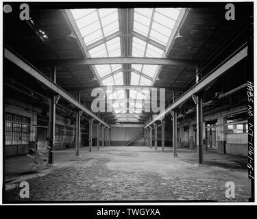 - Raritan Arsenal, Machine Shop S-3, 2890 Woodbridge Avenue, Bonhamtown, Middlesex County, NJ - Stock Photo