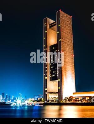 The Four Seasons Hotel of Bahrain - Stock Photo