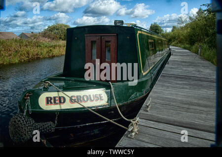Forth & Clyde Canal - Stock Photo