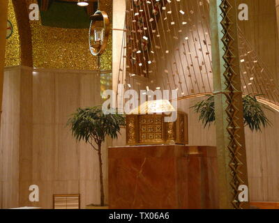 'English: Tabernacle of the Basilica of the National Shrine of the Immaculate Conception; 6 May 2007; Own work (Original text:  Self-made); Richelieu08; ' - Stock Photo