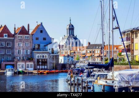 Zeeland, Middelburg, Oostkerk - Stock Photo