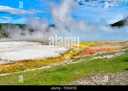Salt, Minerals, and the Fragile Landscape at Grand Prismatic