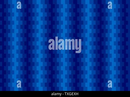 Blue abstract textured polygonal background. Blurry rectangular pattern design vector - Stock Photo