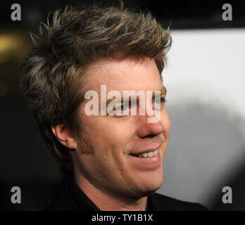 Kyle Eastwood attends Clint Eastwood's new biographic drama motion picture 'Invictus' in Beverly Hills, California on December 3, 2009. Morgan Freeman portrays Nelson Mandela, in his first term as the South African President, initiates a unique venture to unite the apartheid-torn land: enlist the national rugby team on a mission to win the 1995 Rugby World Cup.     UPI/Jim Ruymen - Stock Photo
