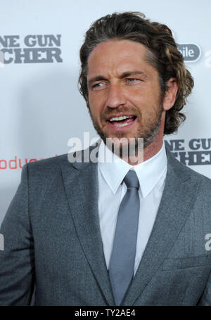 Scotish Actor Gerard Butler A Cast Member In The Motion Picture