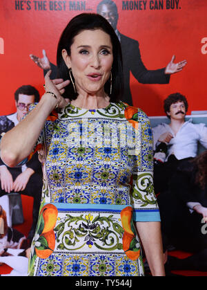 Wedding Ringer Cast.Cast Member Mimi Rogers Attends The Premiere Of The Motion Picture