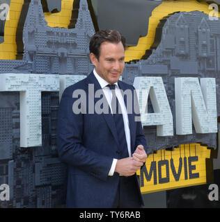 Cast Member Will Arnett The Voice Of The Batman Attends The