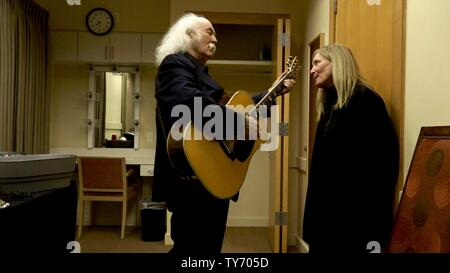 RELEASE DATE: July 19, 2019 TITLE: David Crosby: Remember My Name STUDIO: Sony Pictures Classics DIRECTOR: A.J. Eaton PLOT: Meet David Crosby in this portrait of a man with everything but an easy retirement on his mind. STARRING: DAVID CROSBY and JAN DANCE. (Credit Image: © Sony Pictures Classics/Entertainment Pictures) - Stock Photo