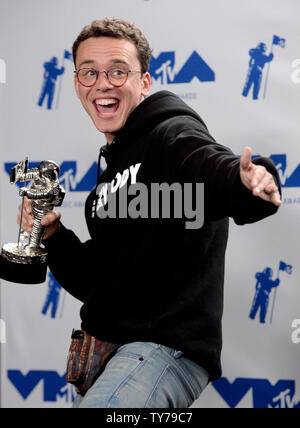 Logic, winner of the Best Fight Against The System award for