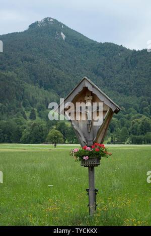Waycross, lenggries, bad toelz, brauneck, bavarian alps, alps, upper bavaria, bavaria, germany