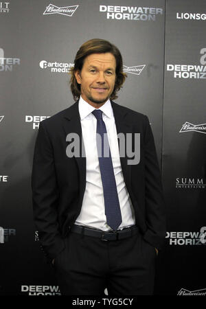 Cast member Mark Wahlberg attends the premiere of the motion