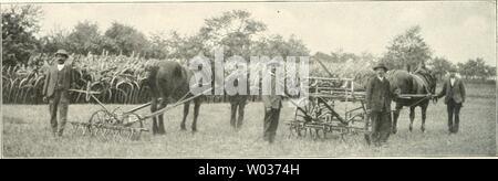 Archive image from page 177 of Die deutsche Landwirtschaft unter Kaiser - Stock Photo